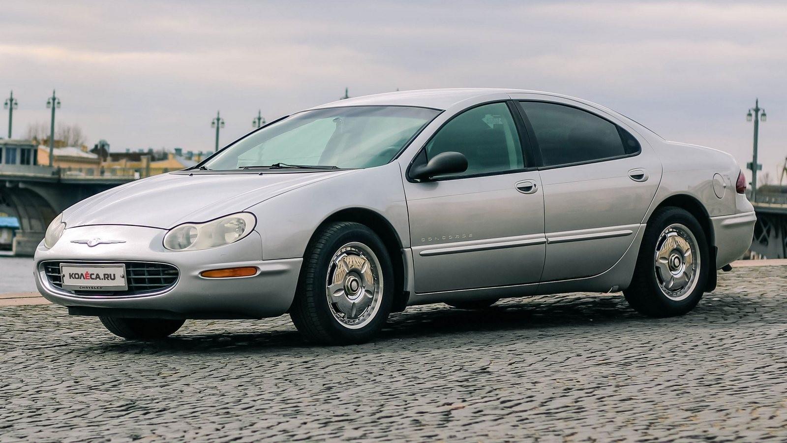 Chrysler Concorde три четверти