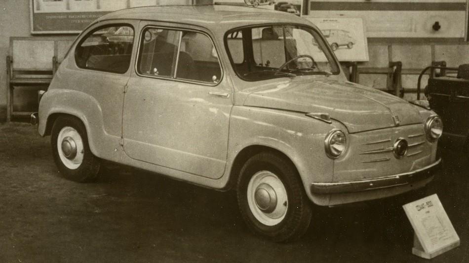 FIAT-600 в НАМИ