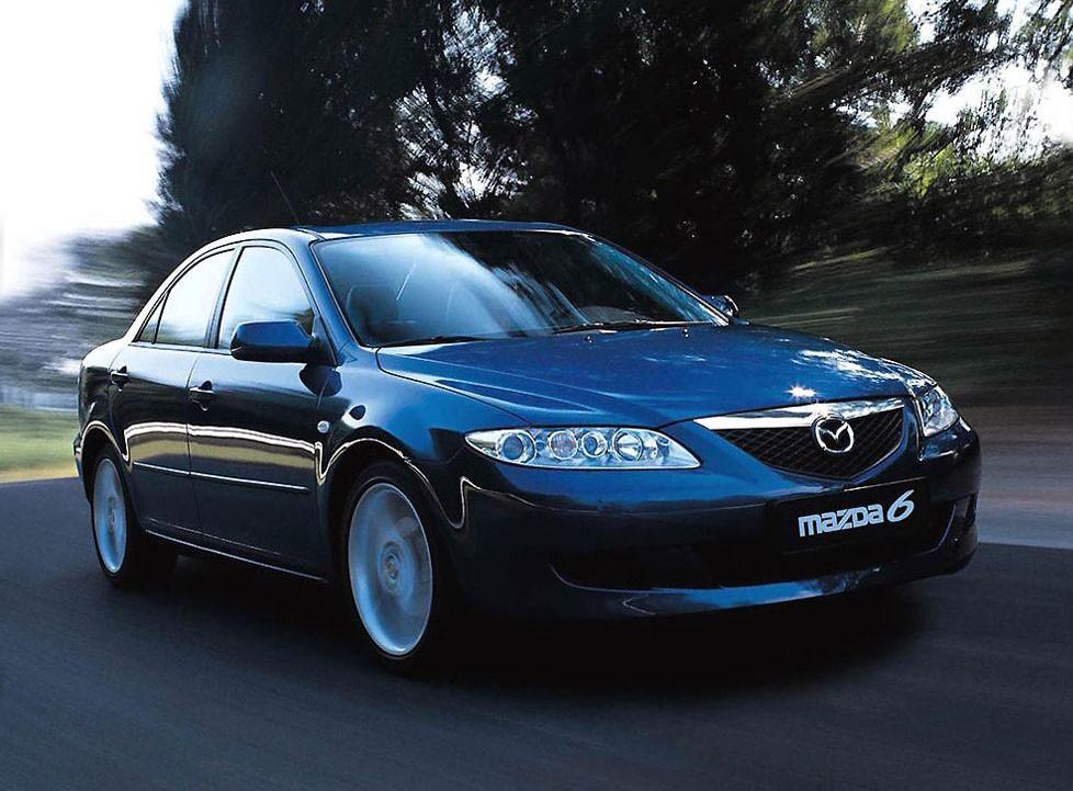 Подушки безопасности опасны: старые Mazda6 поедут на сервис - «Mazda»