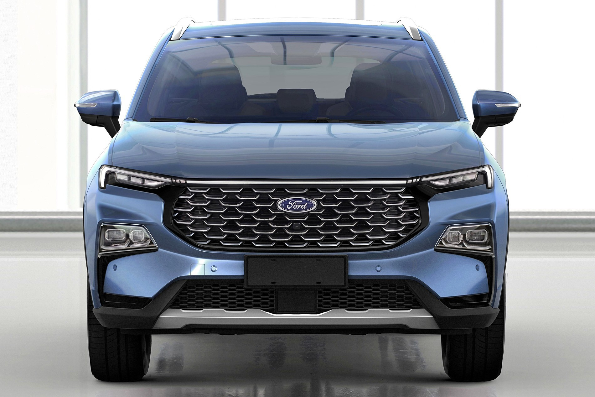 Ford Equator Sport: дешёвая альтернатива Explorer получила укороченный кузов
