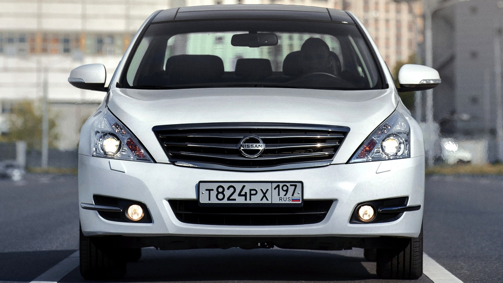На фото: Nissan Teana (J32) '2020–14
