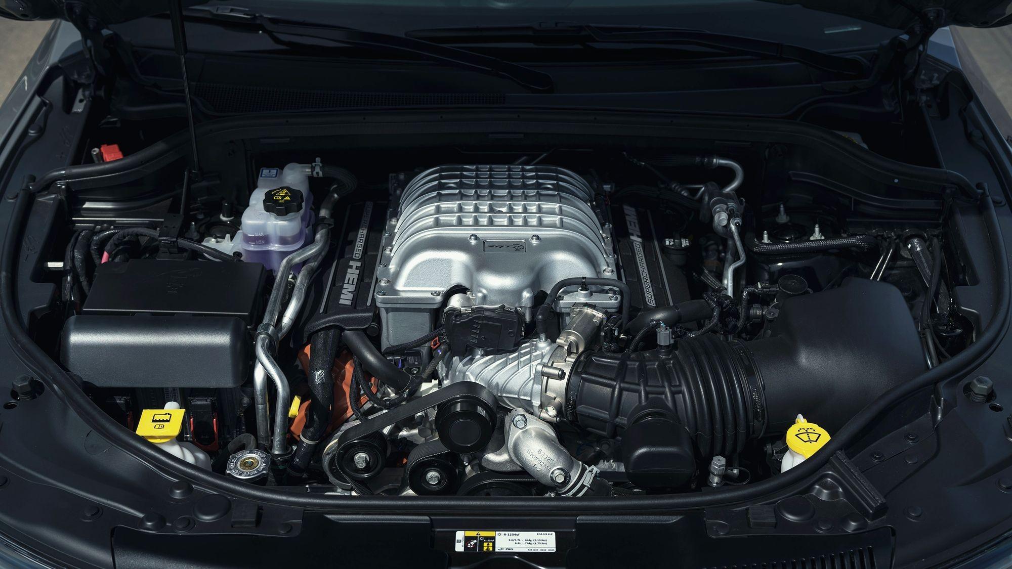 Dodge Durango опять обновился и обзавёлся 720-сильной версией SRT Hellcat