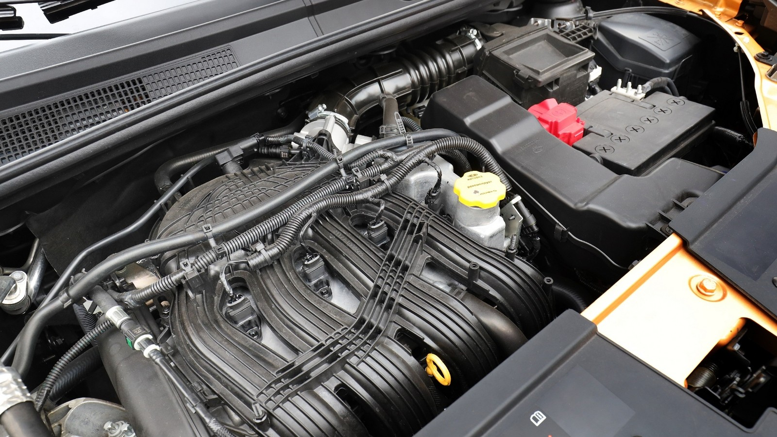 LADA XRAY двигатель