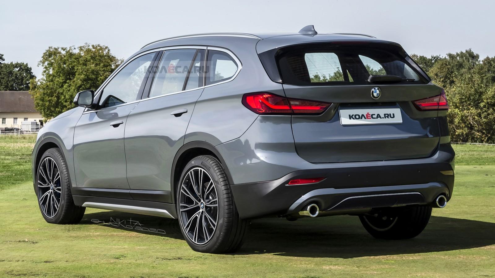 Новый BMW X1: первые изображения
