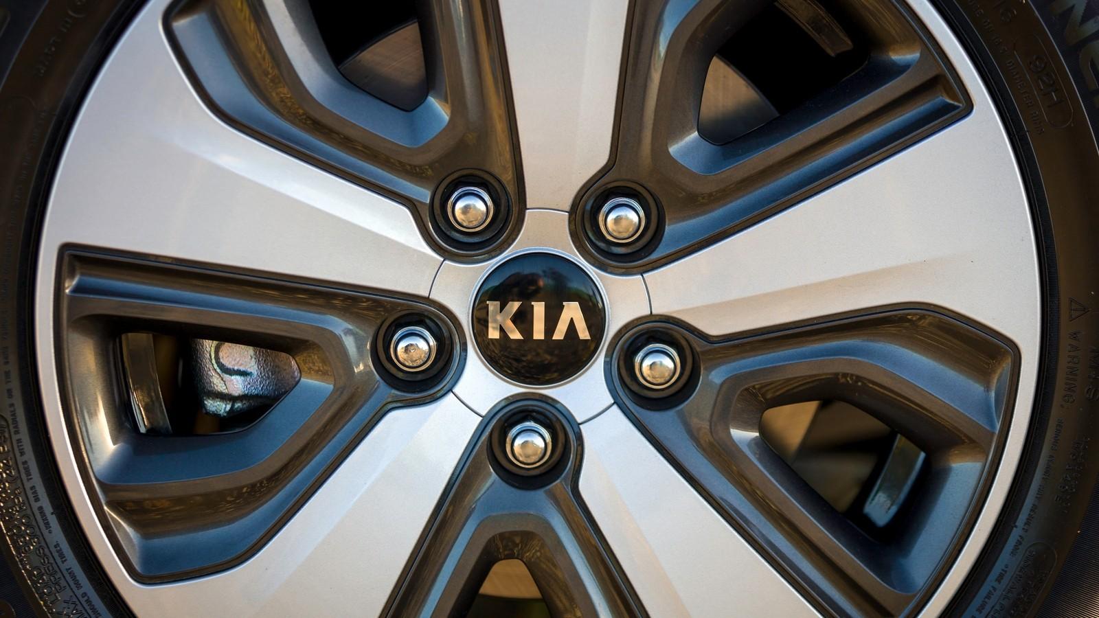 Kia Niro колесо