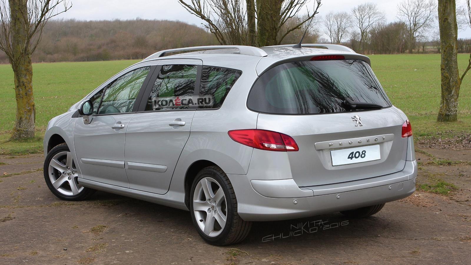 Peugeot Wagon2