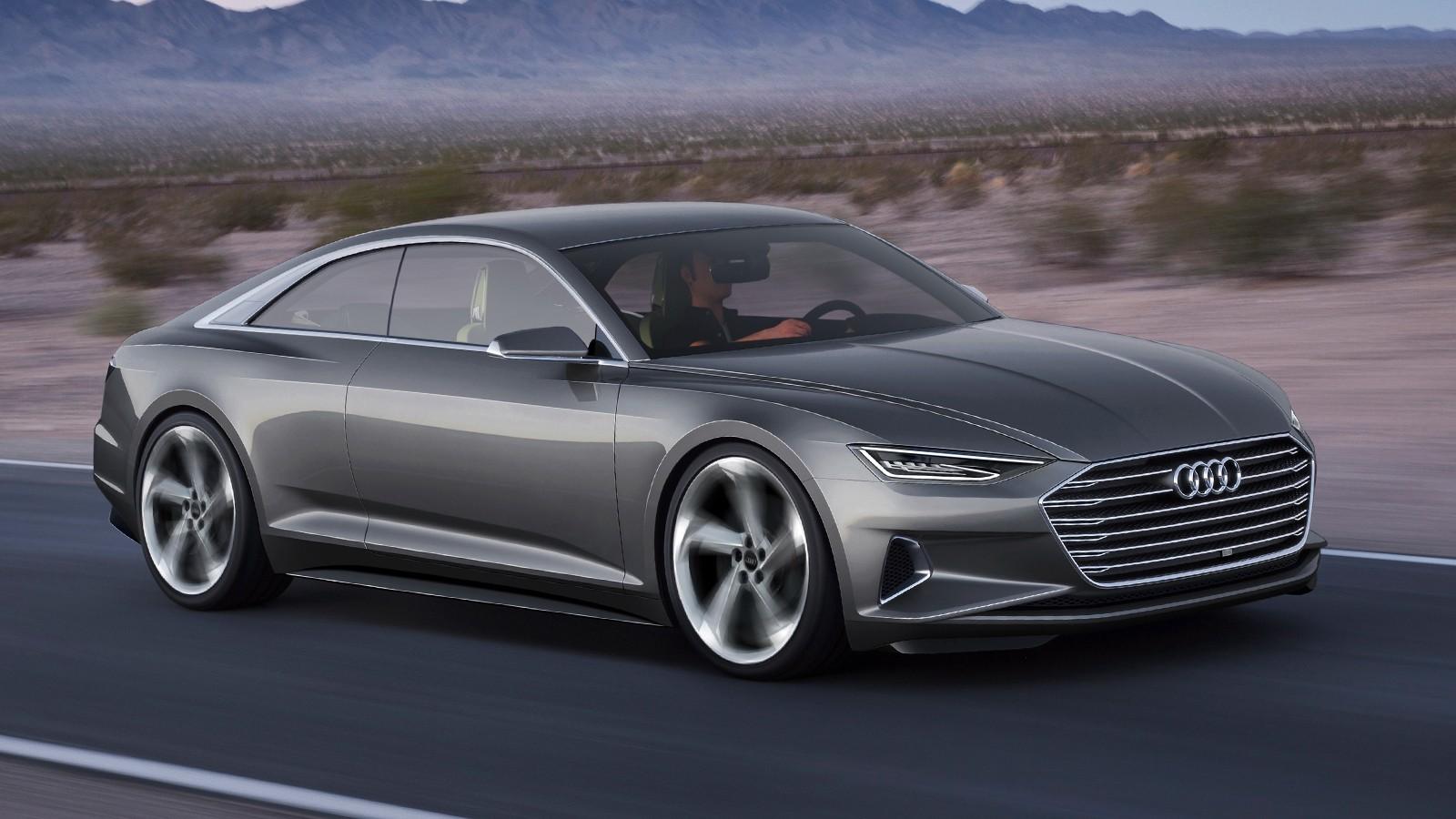 На фото: Audi prologue concept — прообраз нового A8