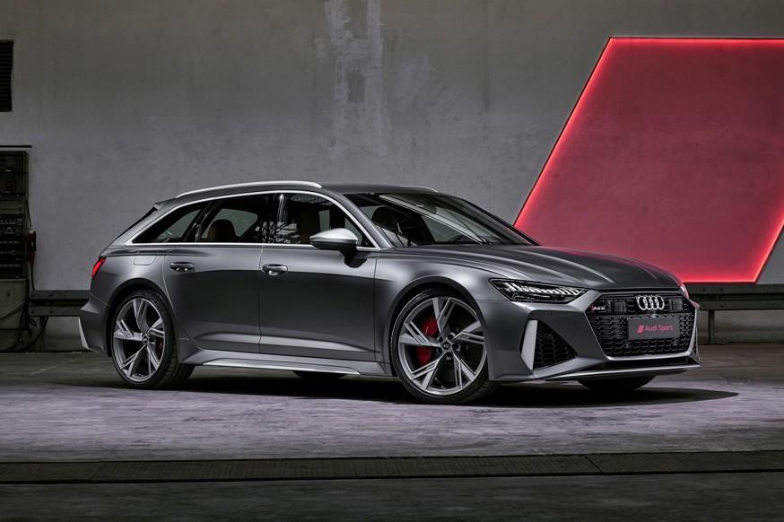 Новое поколение Audi RS 6 Avant: 600 л.с. и 3,6 секунды до «сотни»