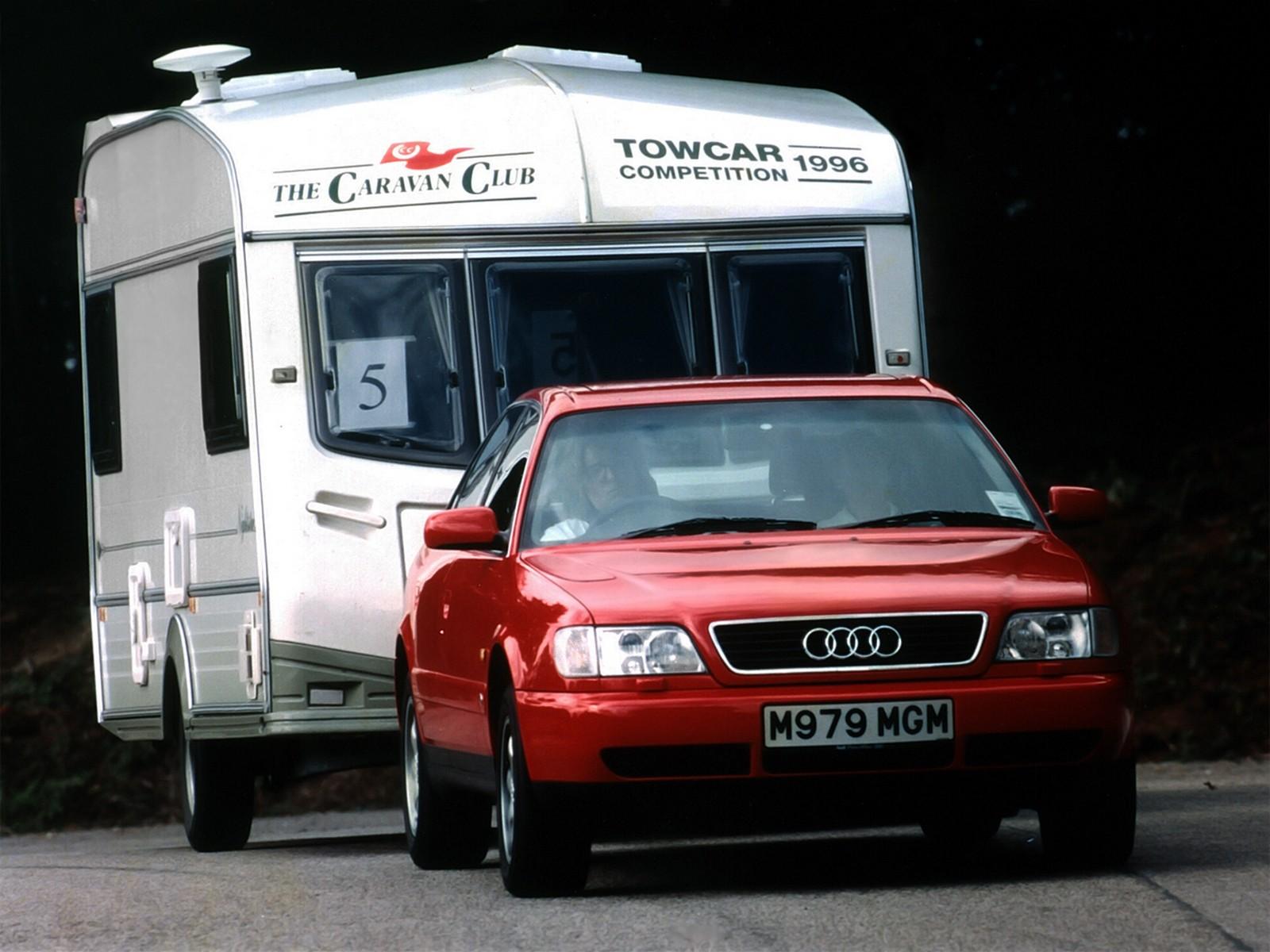 На фото: Audi A6 2.5 TDI 1994–97