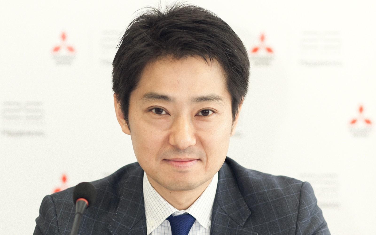 На фото: президент «ММС Рус» Наоя Накамура