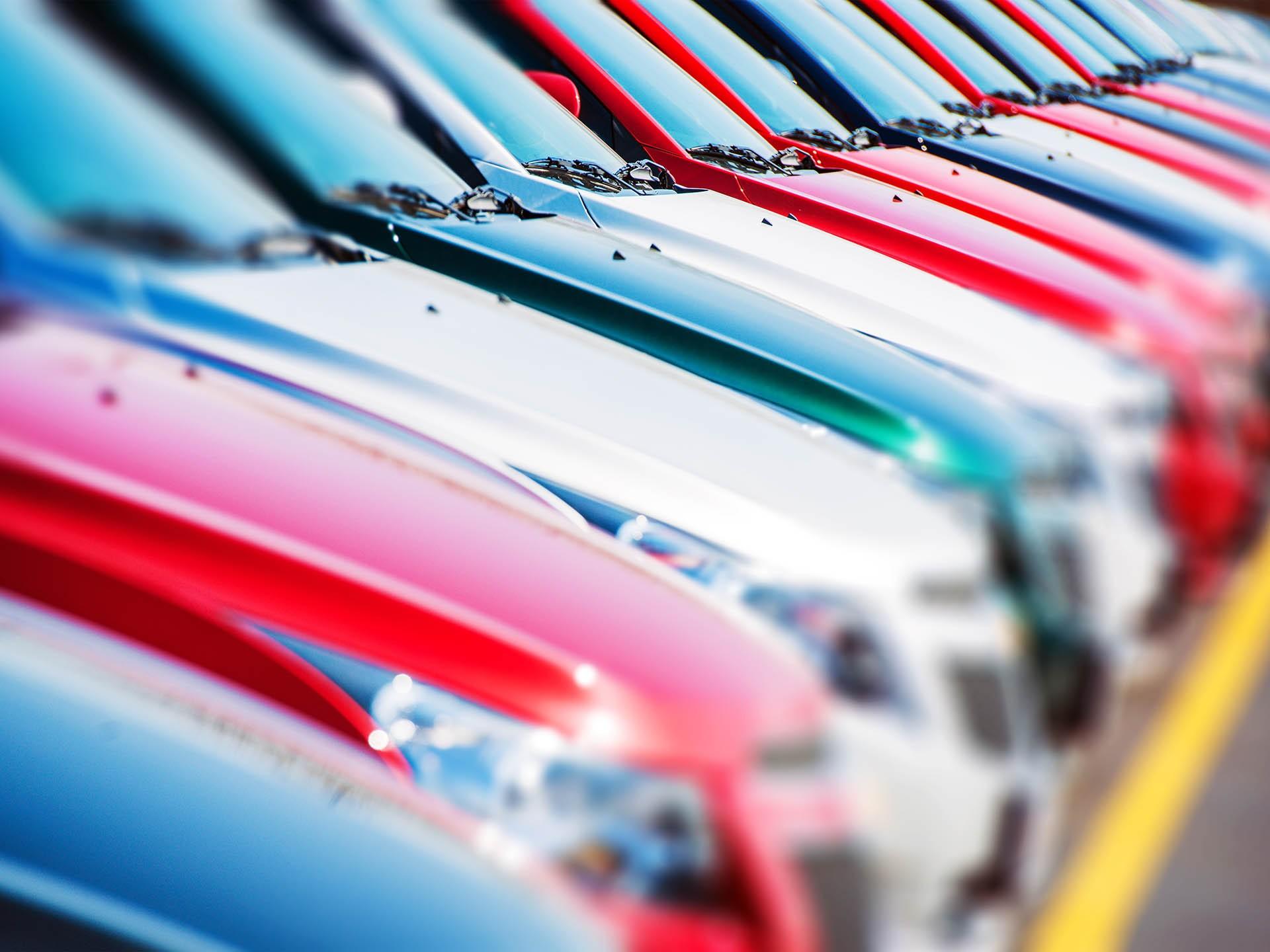Авито Авто: эксперты выяснили, какие цвета автомобилей популярны в разных регионах России