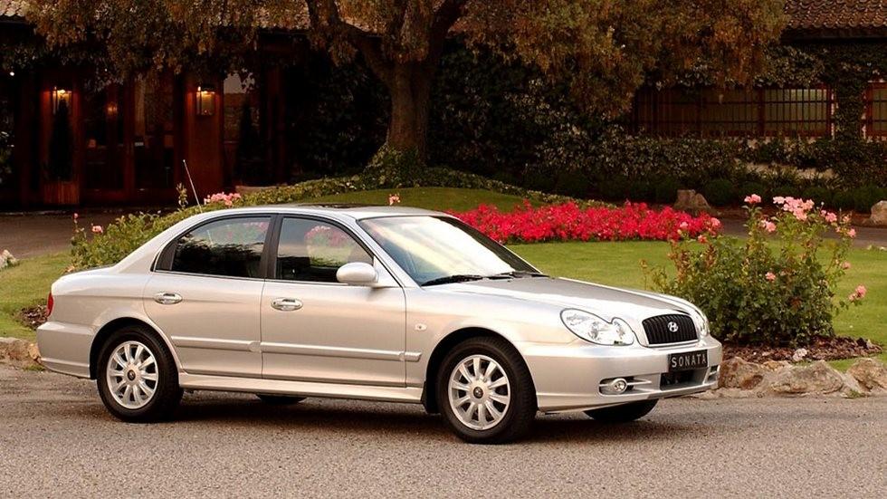 Hyundai Sonata (EF) '01.2001–08.2004д