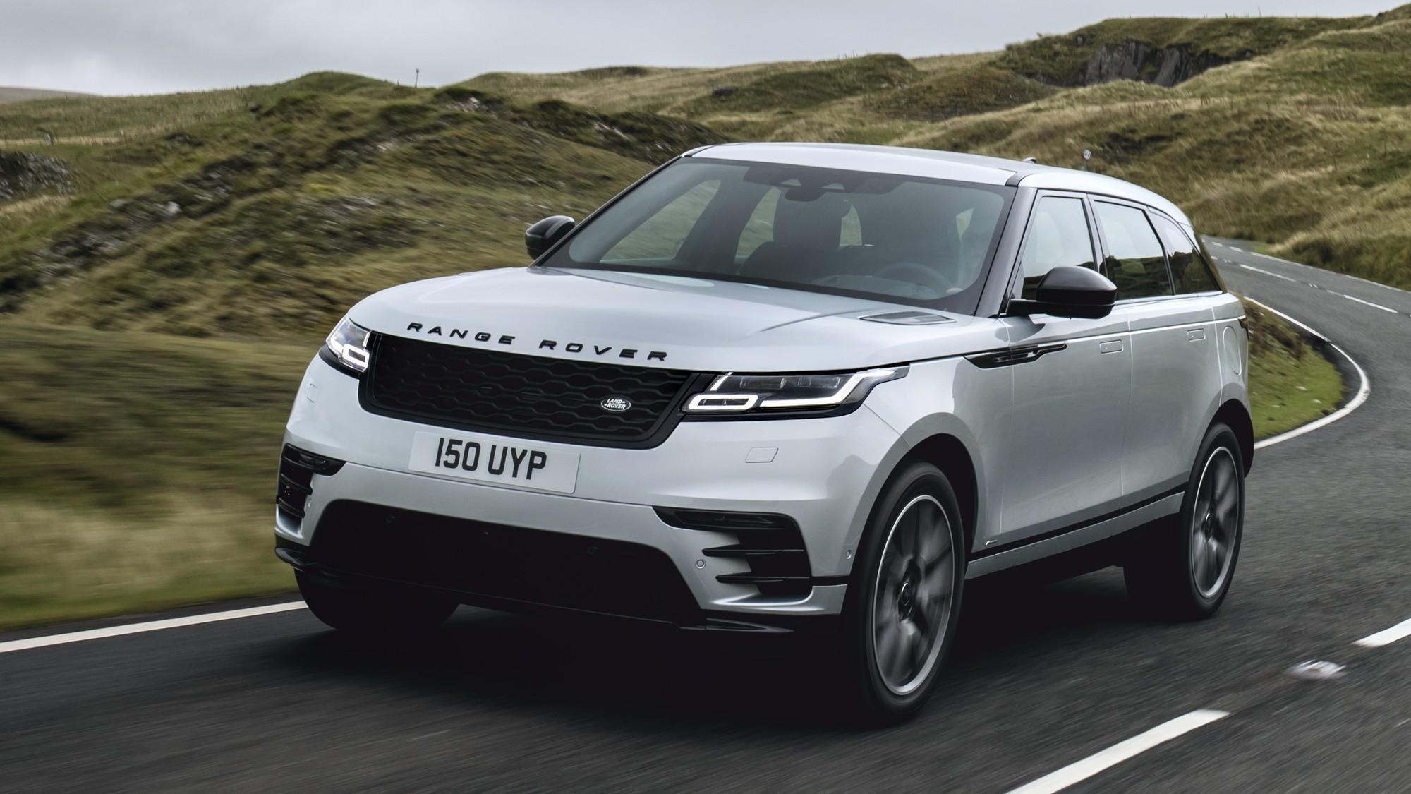 Обновлённый Range Rover Velar: V6 ушли в прошлое, появилась розеточная версия