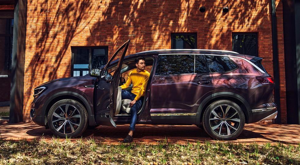 VW Talagon выходит на рынок: не только самый большой, но и самый дорогой SUV в гамме