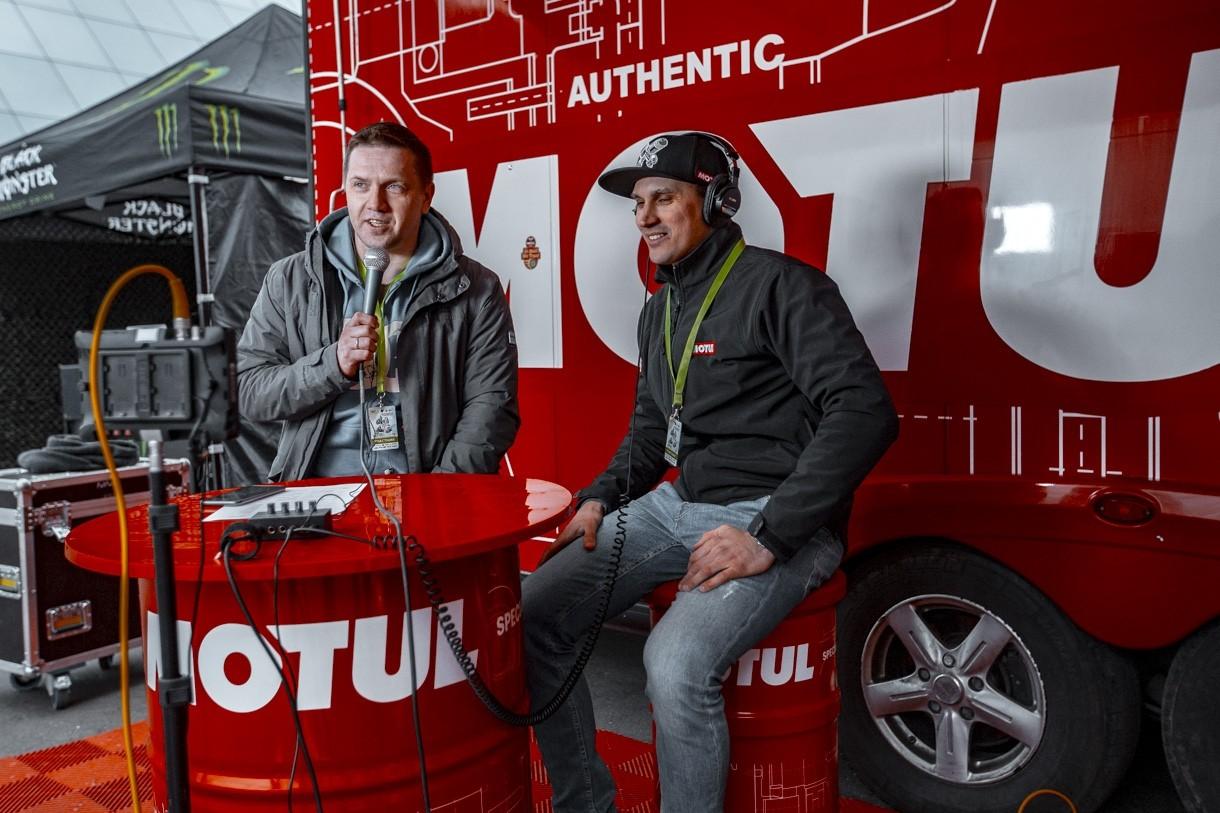 Motorsport Expo 2021 – рёв моторов в Москва-Сити!