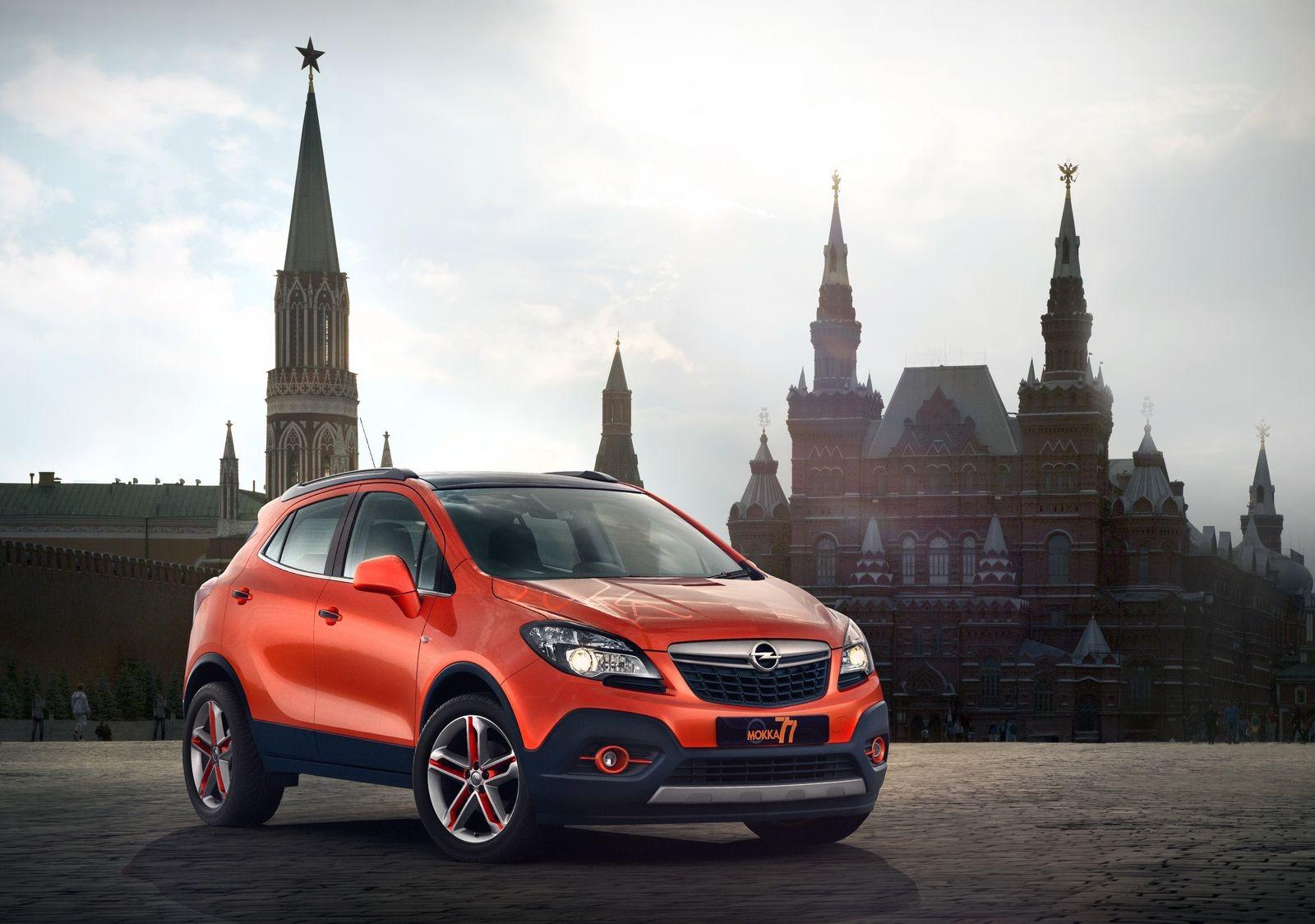 Главное, чтобы ничего не текло: стоит ли покупать Opel Mokka за 800 тысяч рублей