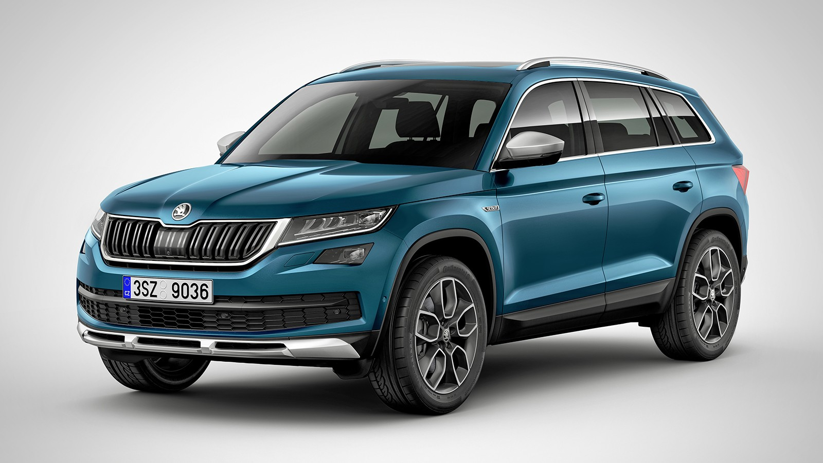 Kodiaq_Scout_34FRONT