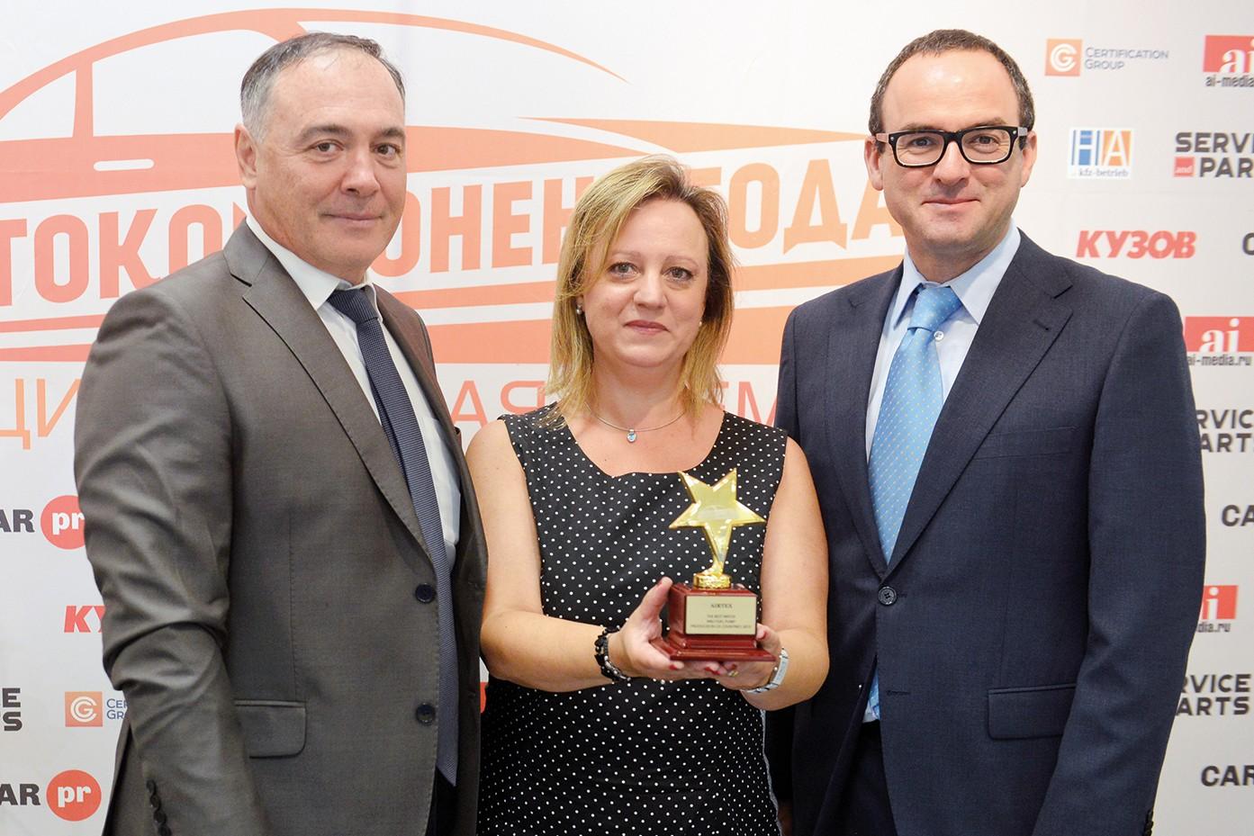 Церемония награждения победителей премии «Автокомпонент года-2020» пройдет на «Интеравто»