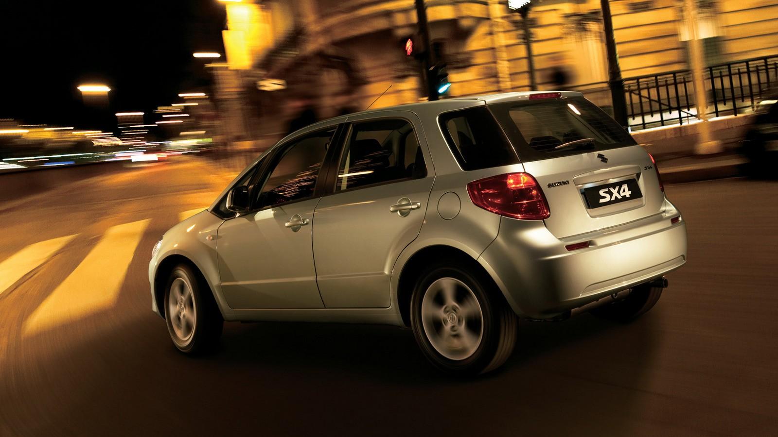 Suzuki SX4 '2006–10