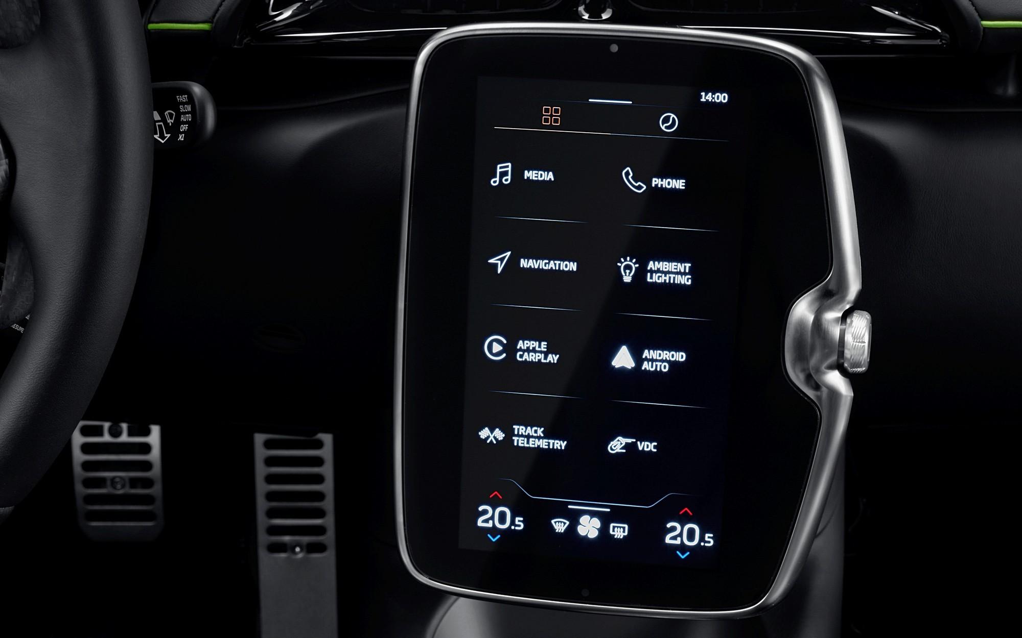 McLaren Artura: новая платформа, новый лёгкий V6 и 8-ступенчатая АКП без реверса