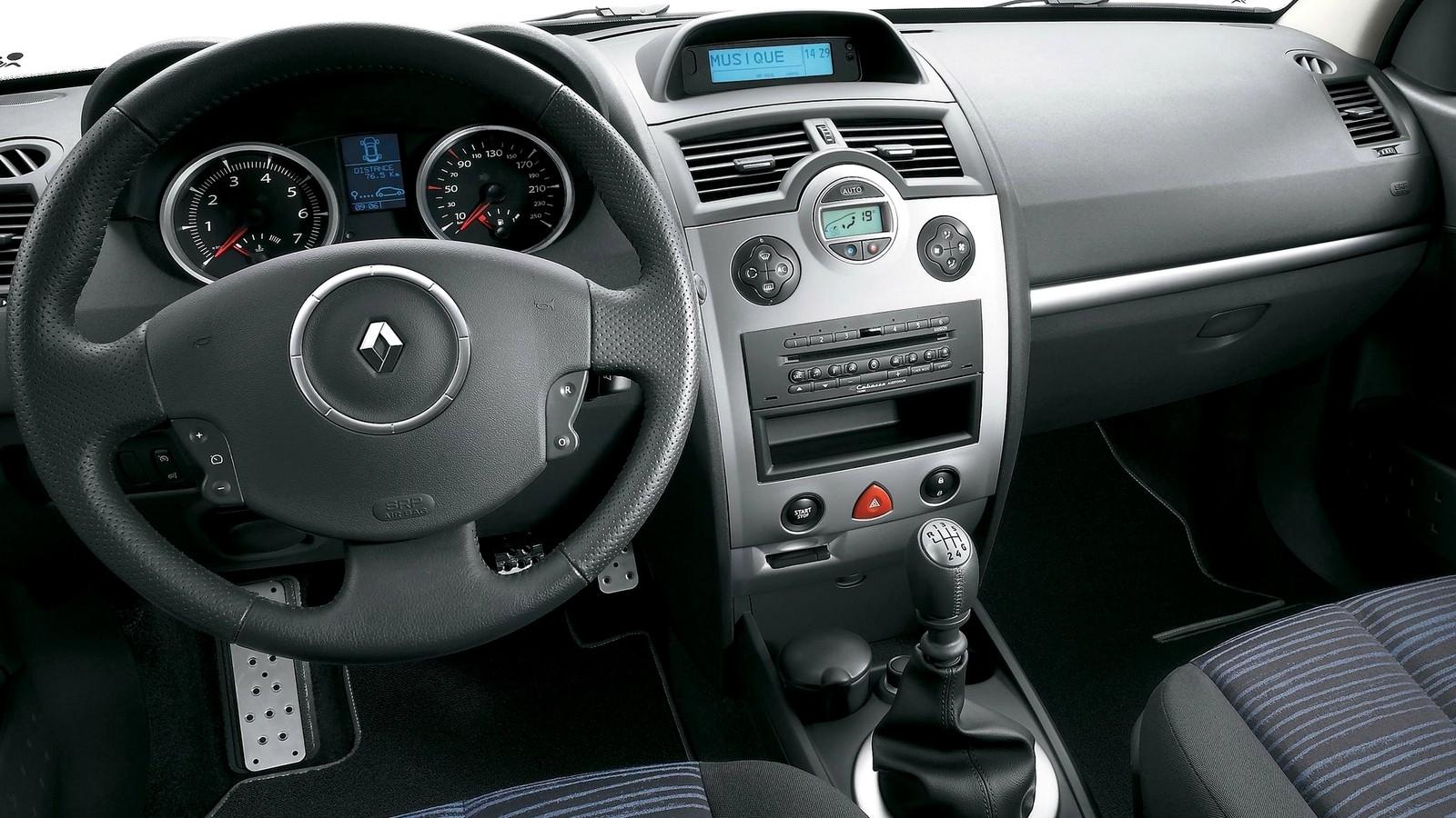 Торпедо Renault Megane Grandtour '2006–09