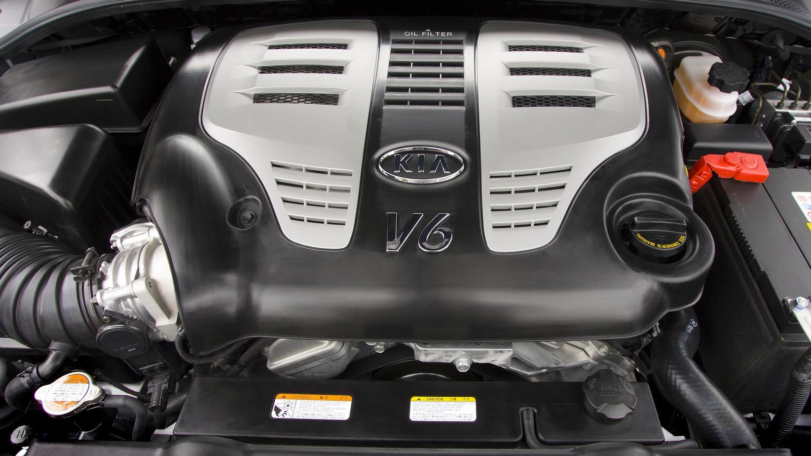Двигатель Kia Sorento '2006–09