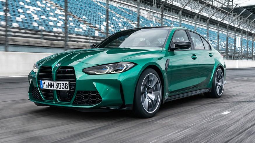 Баварские спорткары: BMW показал седан M3 и купе M4. Новинки приедут в Россию в апреле