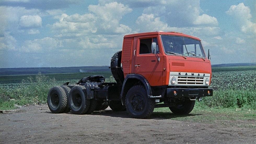 На фото: КамАЗ-5410 '1976–78