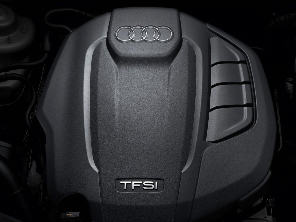 Audi A4 2.0T_