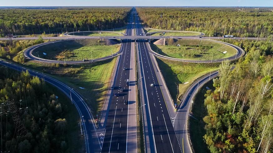 Строительство платной трассы М-12 продолжается: дорожники создадут 16 новых развязок