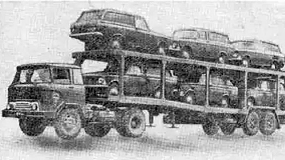 автовоз СССР