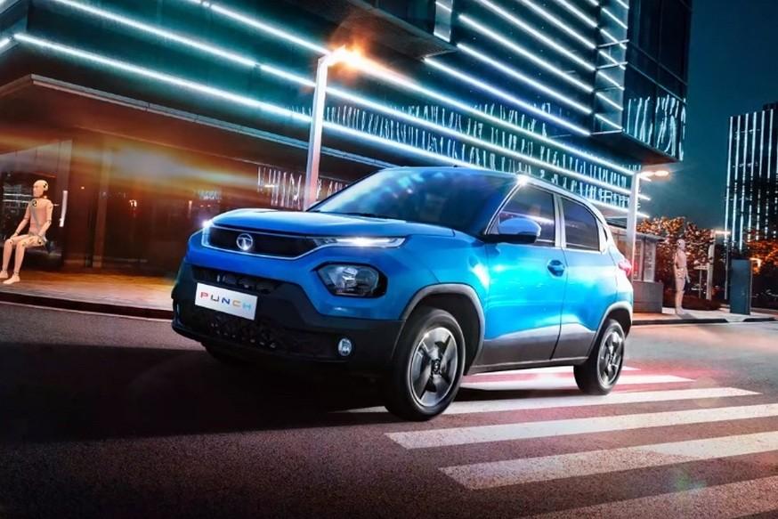 Недорогой кросс Tata, который бросит вызов Suzuki Ignis и новому Citroen: свежие фото и видео