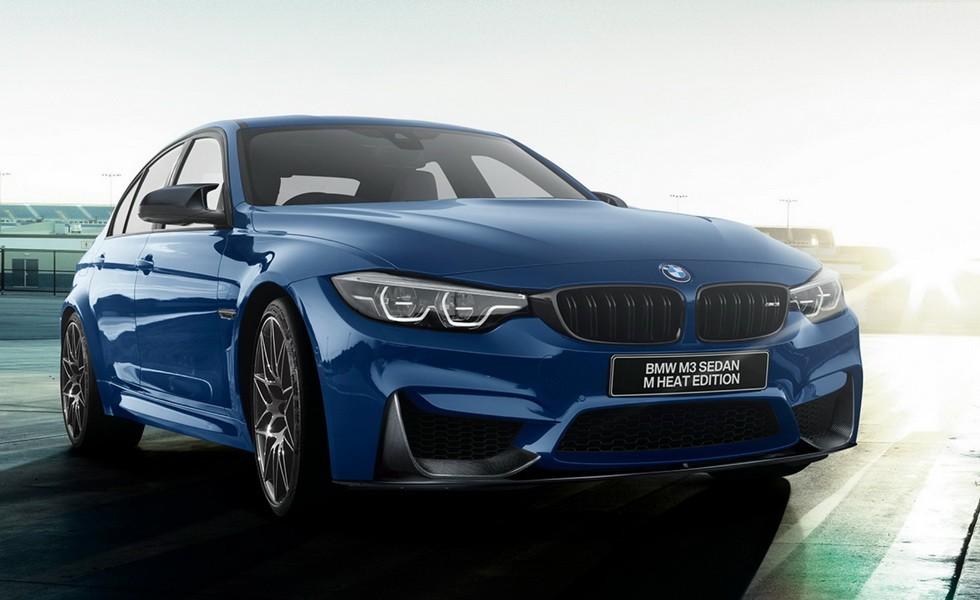 BMW M3 Heat Edition