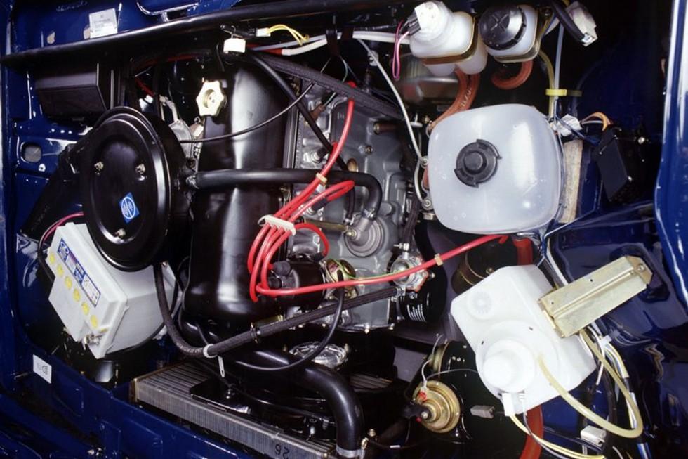 Под капотом ВАЗ-2107 Жигули '1997–2006