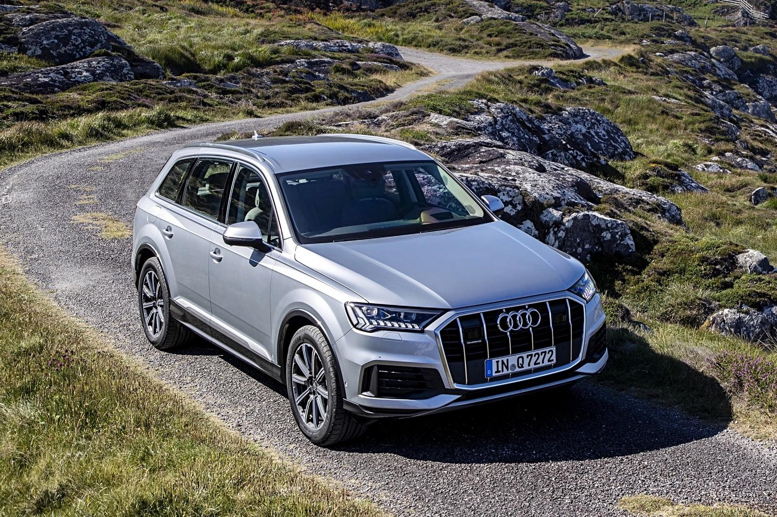 Течь масла из АКП: Audi отзывает в России A8, Q7 и Q8 вслед за VW Touareg