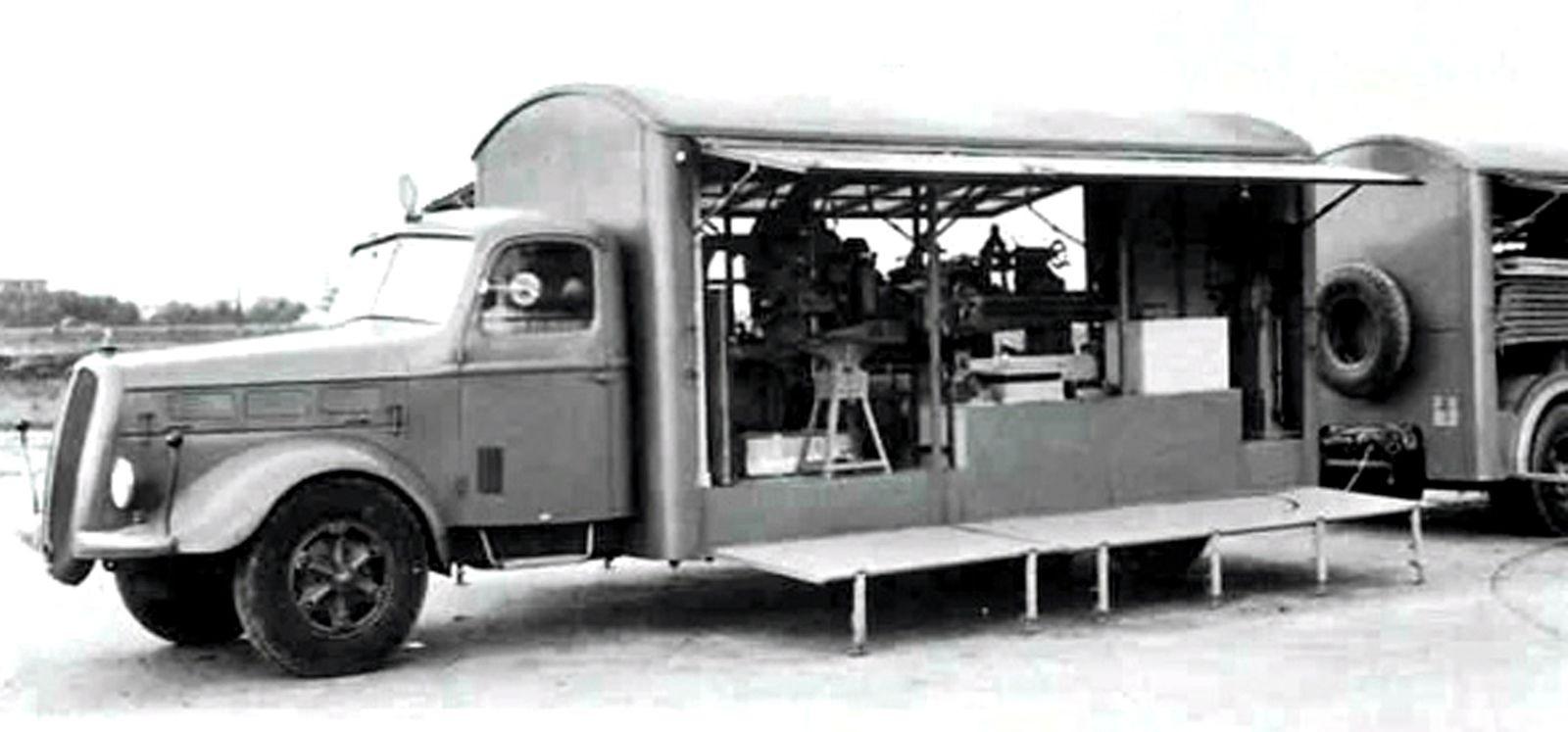 Скоростные легковушки и самые красивые грузовики: неизвестные итальянские автомобили Второй мировой войны