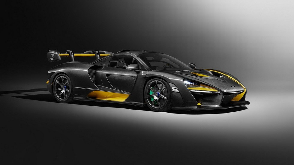 McLaren Senna Carbon Theme 1