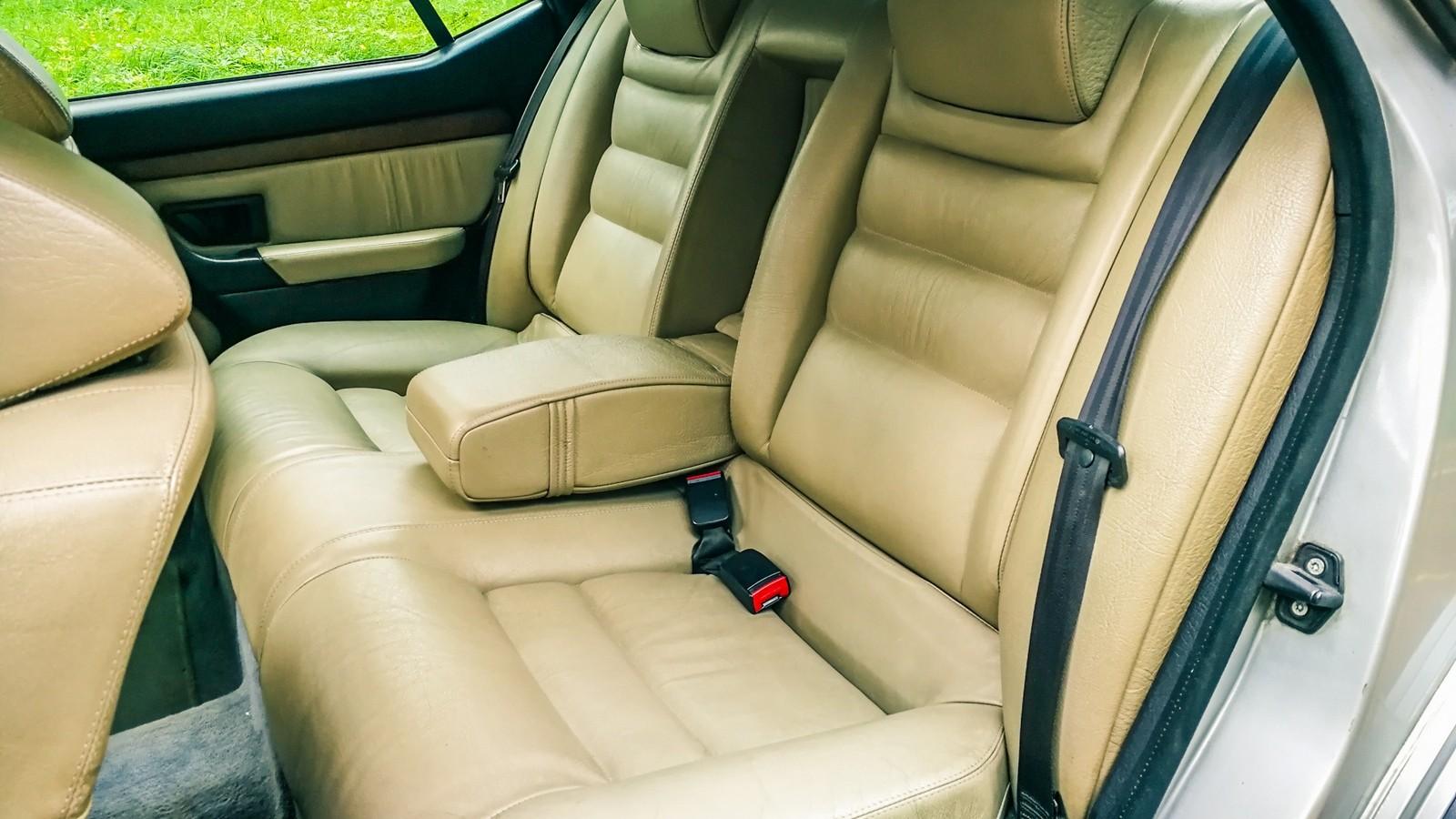 Citroen XM звдние сидения