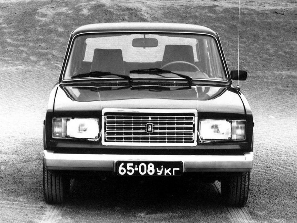 ВАЗ 2107 Жигули предсерийный