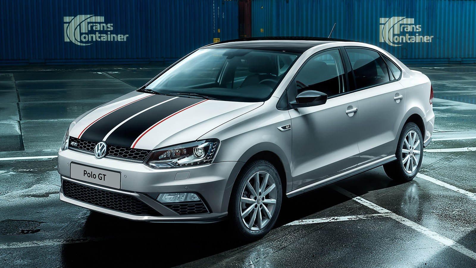 На фото: VW Polo GT. Цена — от 826 900 рублей