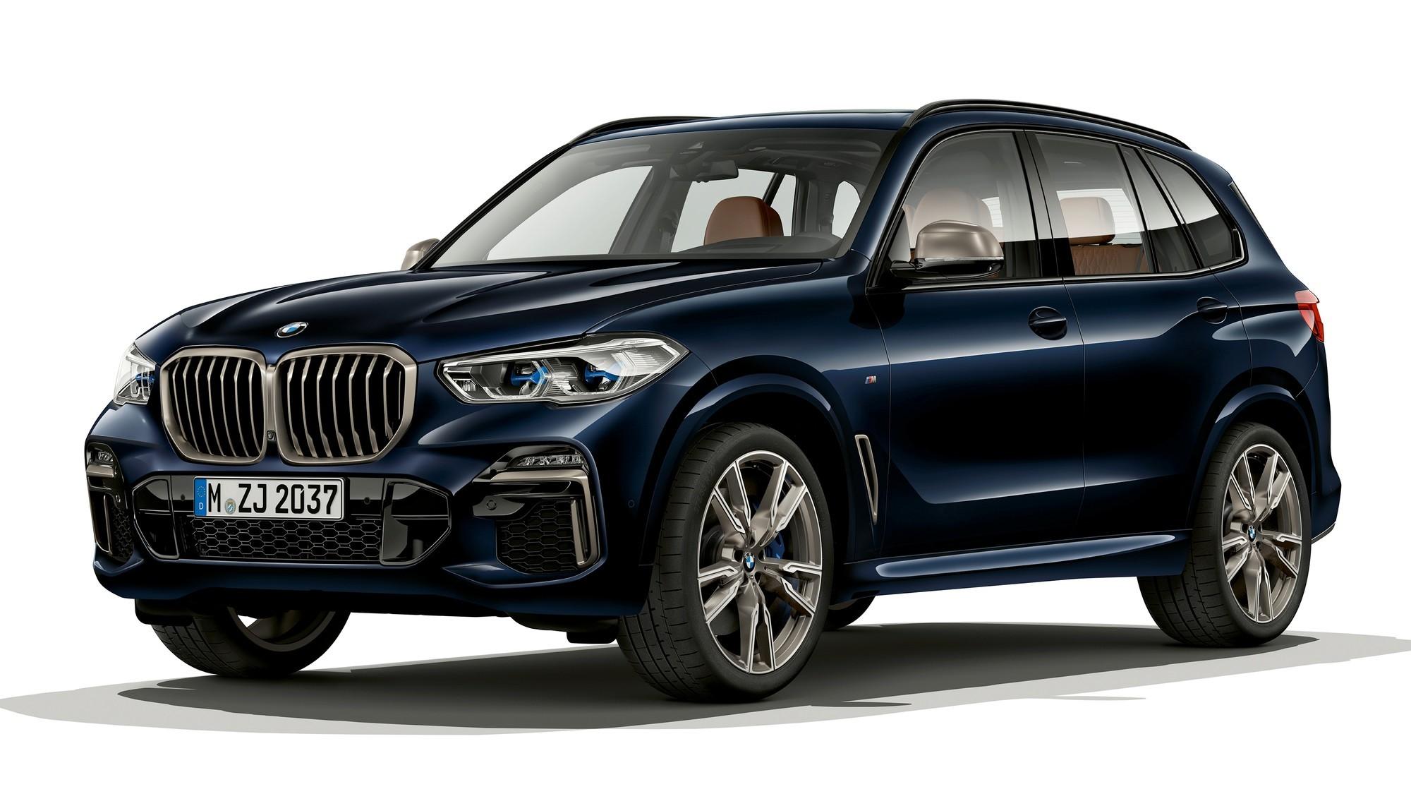 До ремонта лучше не ездить: в России отзывают BMW X5, X6 и X7