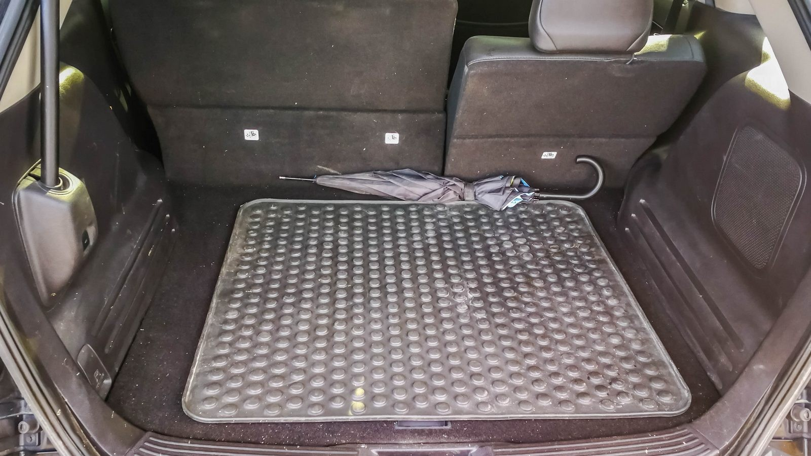 lincoln mkx багажник