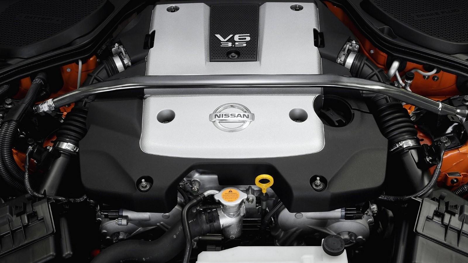 Nissan VQ35HR
