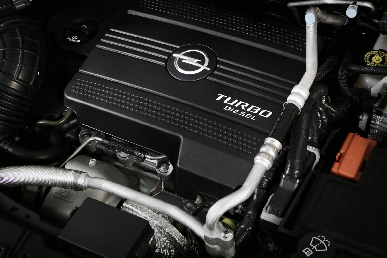 Под капотом Opel Antara '2010–15