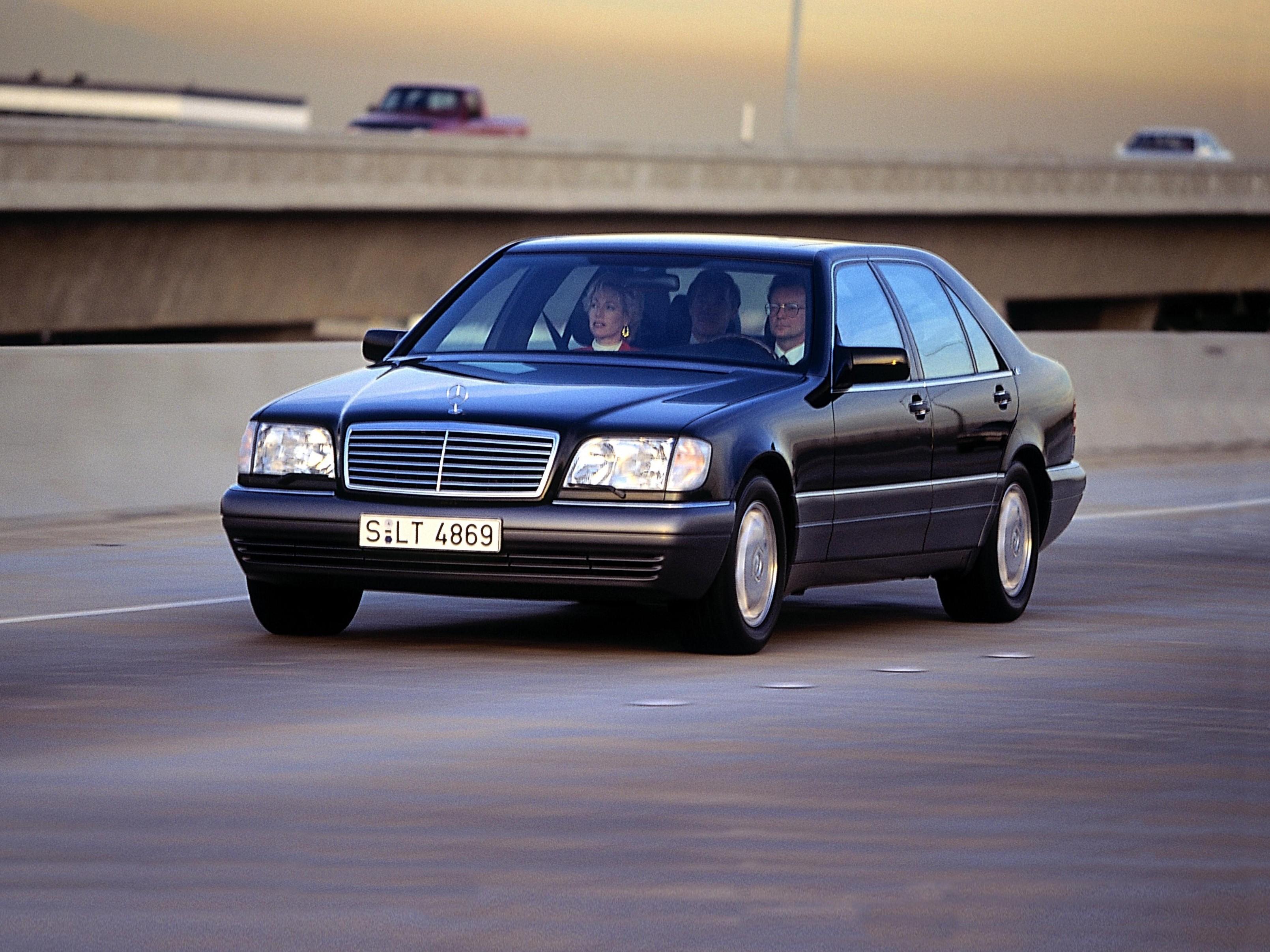 Лучшее или ничего: покупаем Mercedes-Benz S-Class W140 в ...