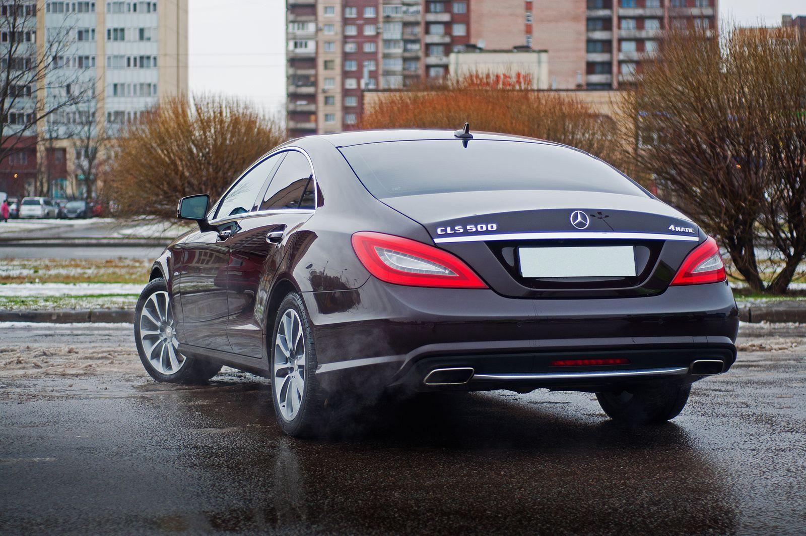 200 тысяч рублей в год «по мелочи»: опыт владения Mercedes-Benz CLS 500 W218