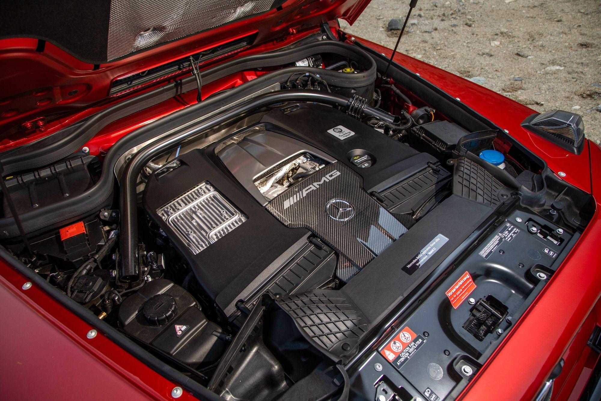 Daimler отзывает в России AMG-модели из-за текущих турбокомпрессоров