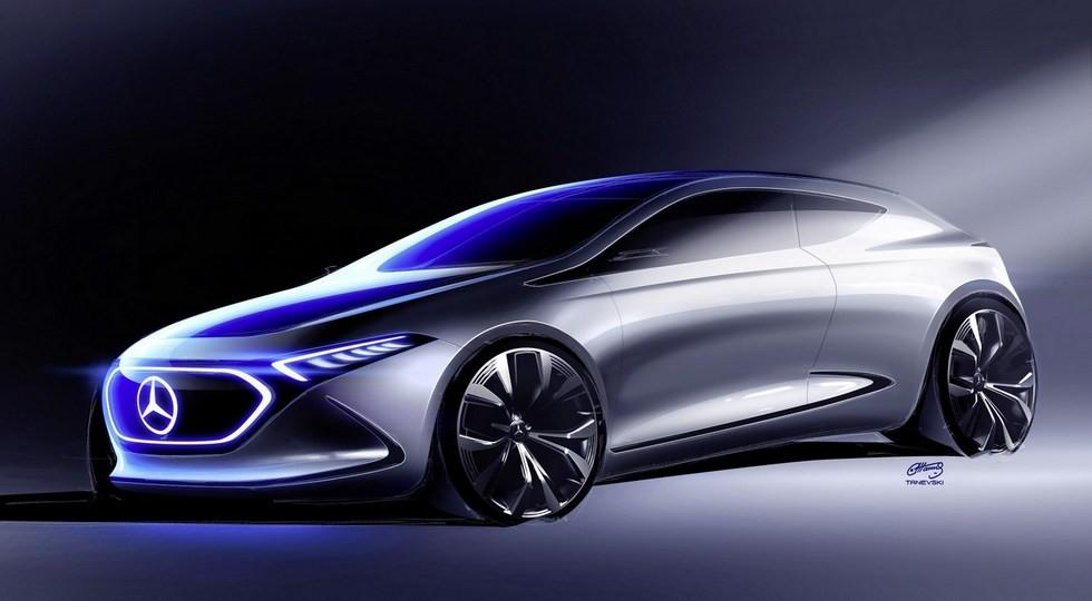 Mercedes-Benz Concept EQ A