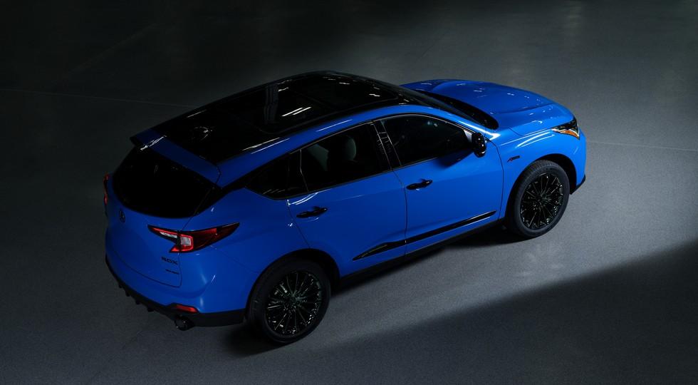 Кроссовер Acura RDX обновился в стиле старшего MDX и стал тише