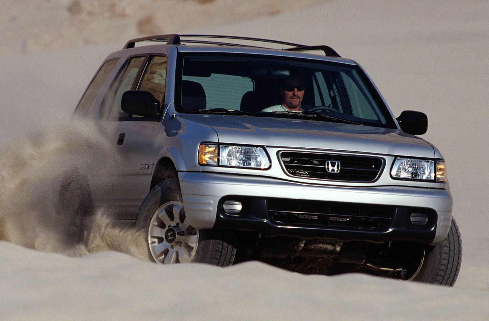 Honda Passport второго поколения
